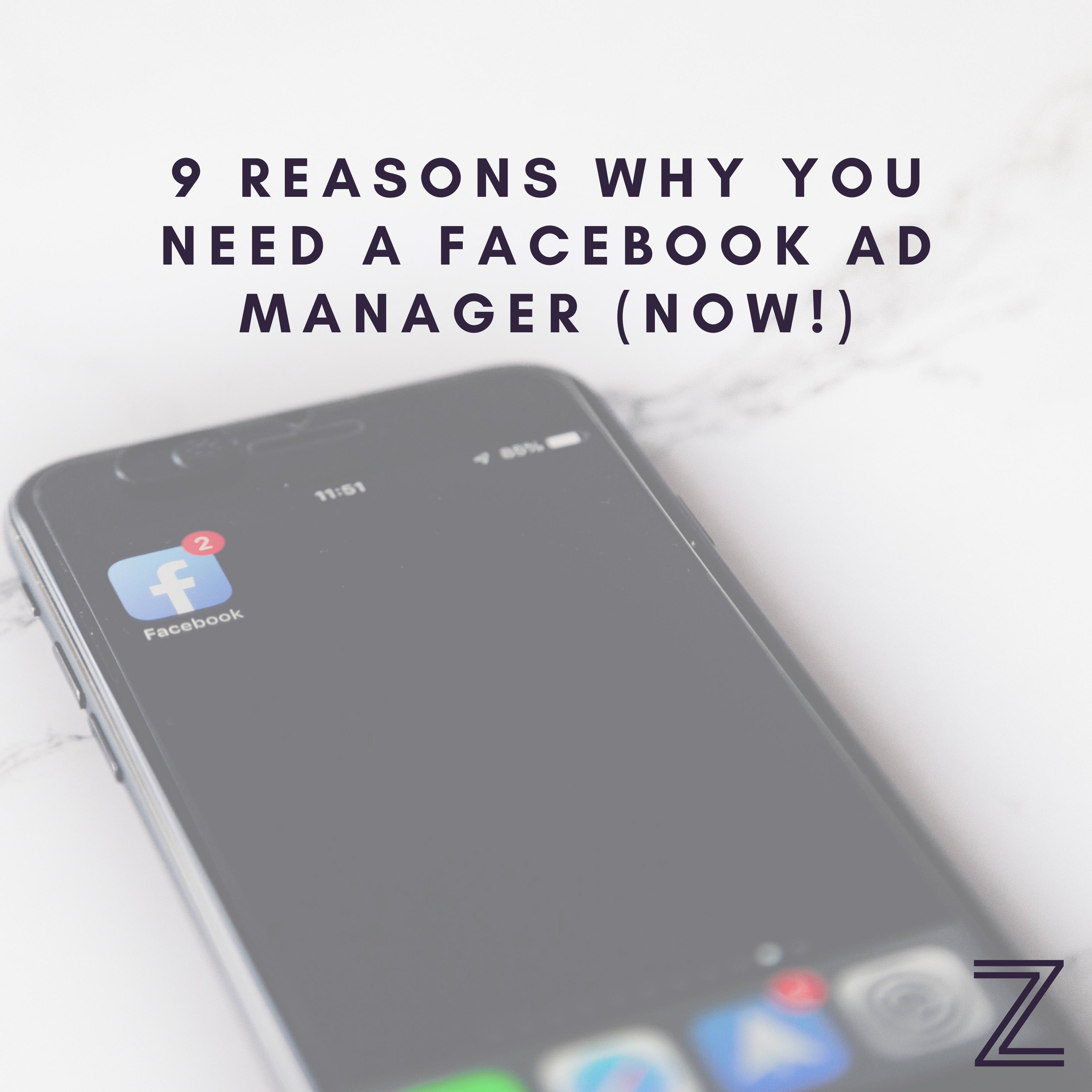 9 Reasons Why You Need a Facebook Ad Manager (Now!)