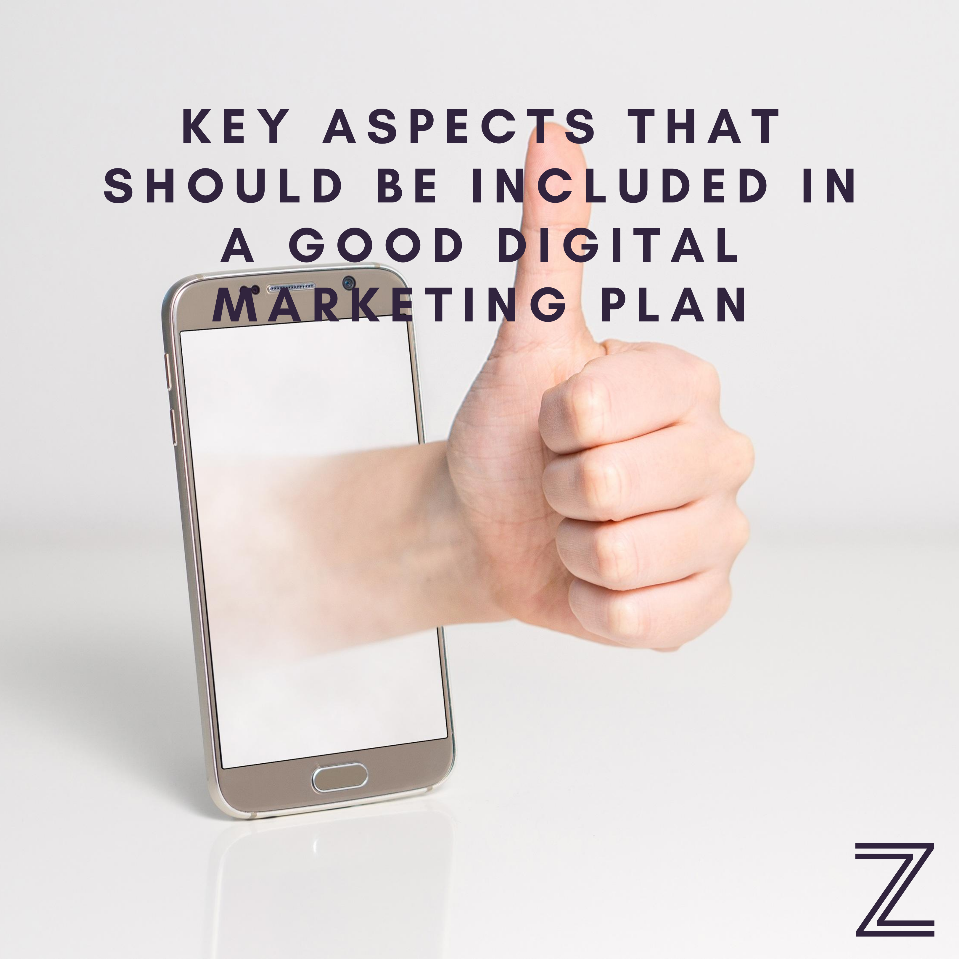 Key Aspects That Should Be Included in a Good Digital Marketing Plan